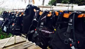Liquid Dive Adventures maintains a high standard of equipment quality and care.